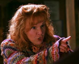 Molly Weasley - Mrs. Weasley - Harry Potter