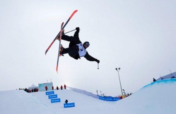 Ski Halfpipe