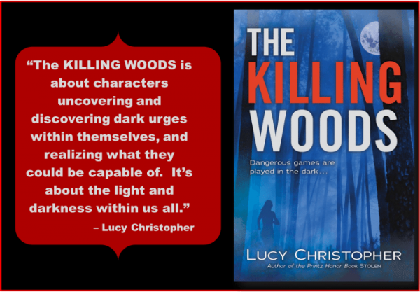 The Killing Woods Lucy Christopher