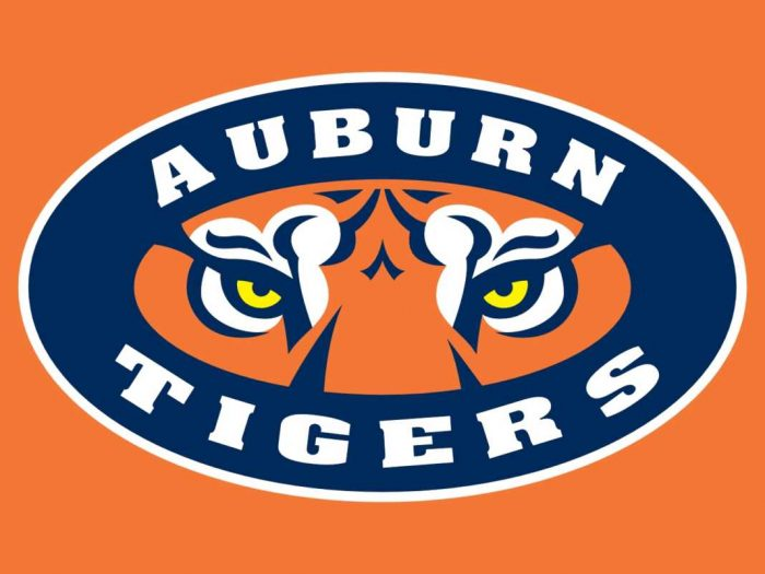 University of Auburn Tigers Logo