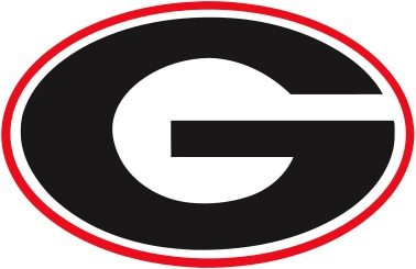 University of Georgia Bulldogs Mascot Monday Logo