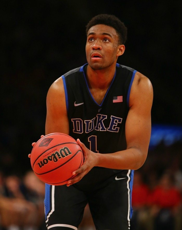 Duke University Basketball - Jabari Parker - 4