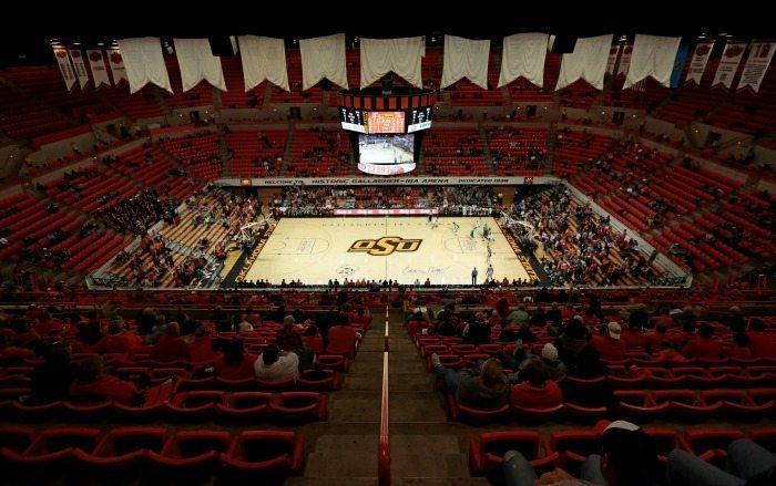 Gallagher-Iba Arena Oklahoma State University