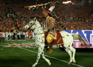 Mascot Monday Florida State Seminoles Osceola and Renegade