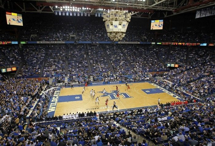 our top 10 favorite college basketball arenas campus riot