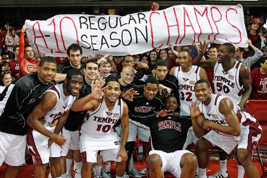 Temple A-10 Champs