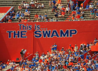 University of Florida The Swamp