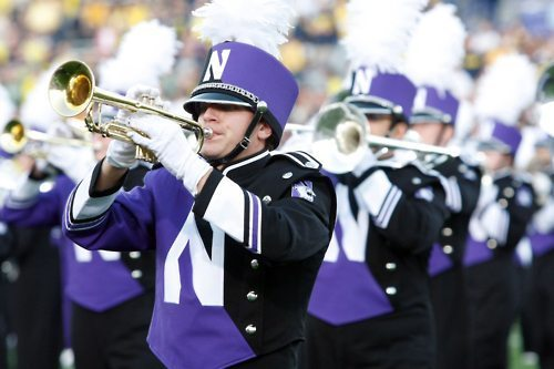 nu marching band