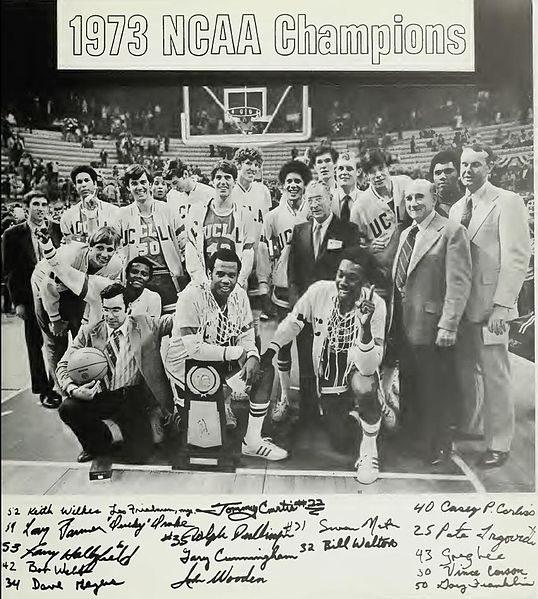 1972-1973 UCLA Bruins