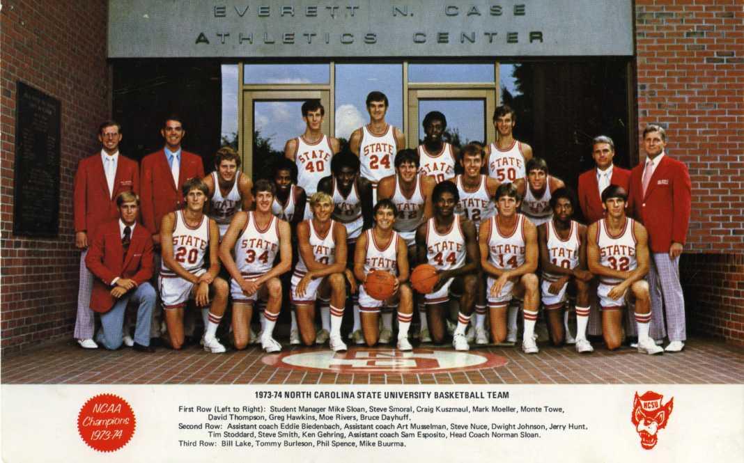 1973-1974 North Carolina State Wolfpack basketball team