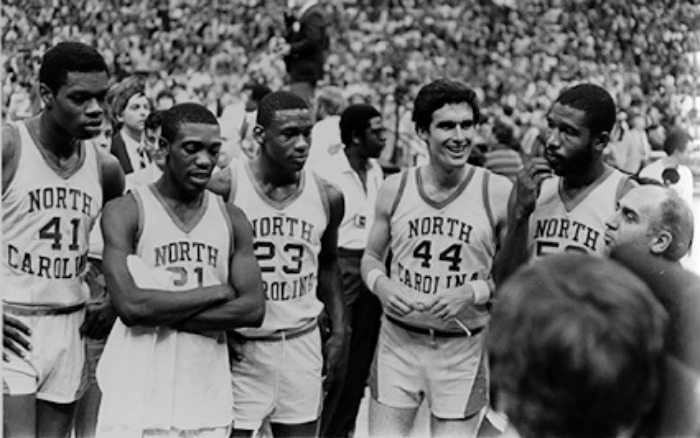 1981-1982 North Carolina Tar Heels