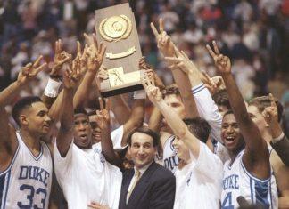 1991-1992 Duke Blue Devils