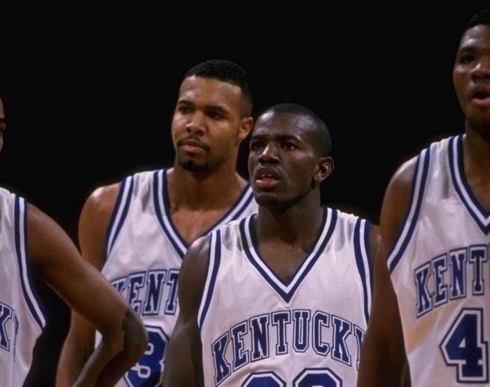 1995-1996 Kentucky Wildcats