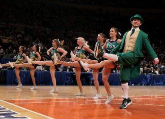 Notre Dame Fighting Irish - Mascot Monday 2