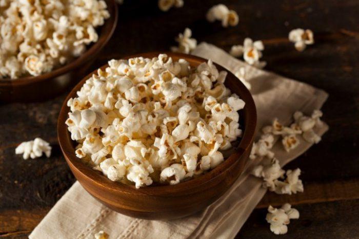 Popcorn Movie Night
