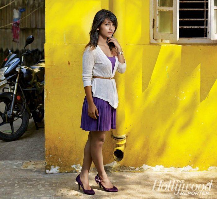 Tanvi Lonkar Slumdog Millionaire