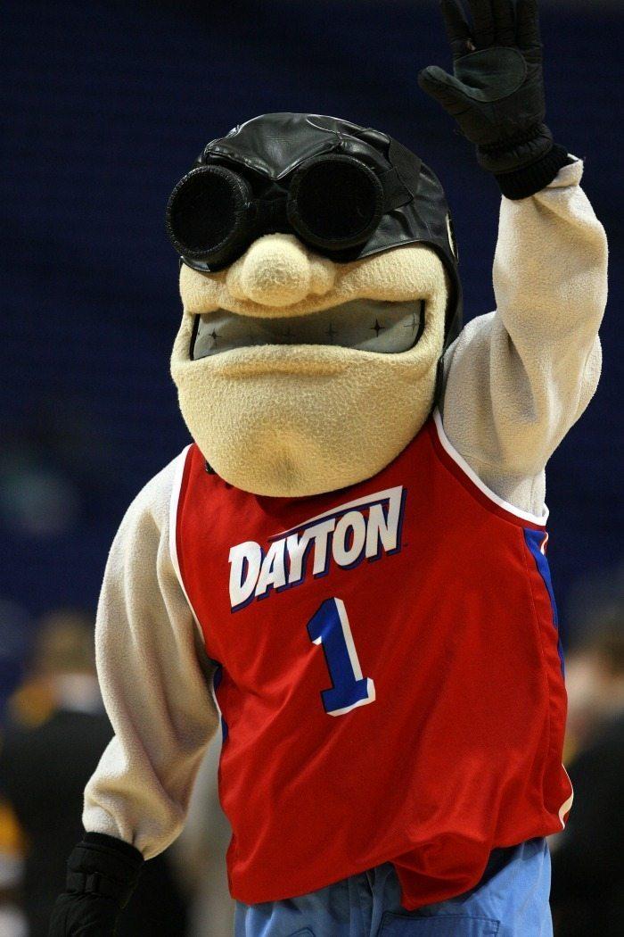 University of Dayton Flyers Mascot - Mascot Monday 2