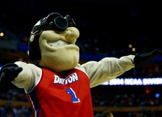 University of Dayton Flyers Mascot - Mascot Monday