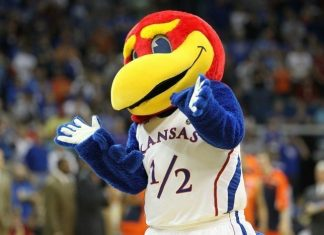 University of Kansas Jayhawks - Mascot Monday 2