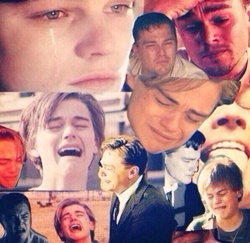 Leo Crying
