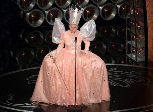 Ellen Hosting Oscars