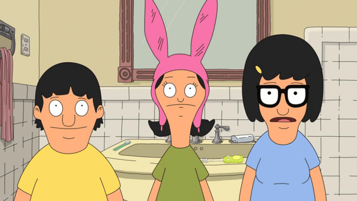 Bob's Burgers The Kids Run Away Season 4 - 1