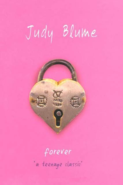 Judy Blume Forever Book Cover