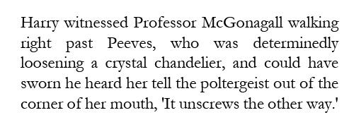McGonagall Exerpt