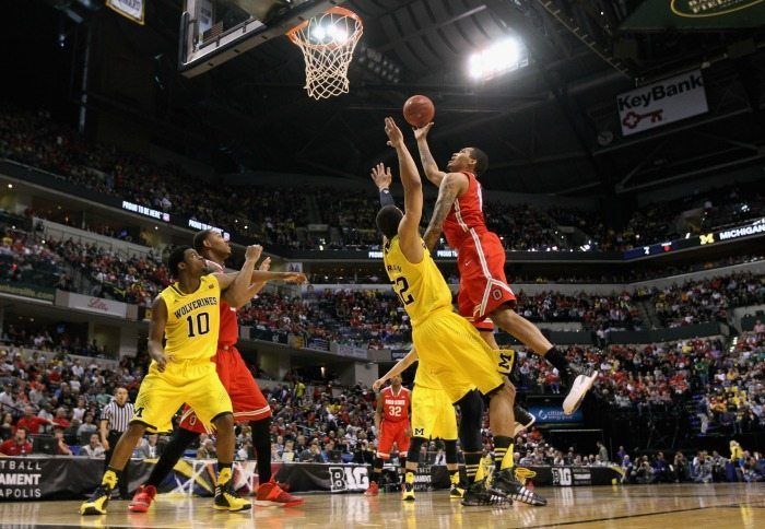 Michigan v Ohio State Basketball