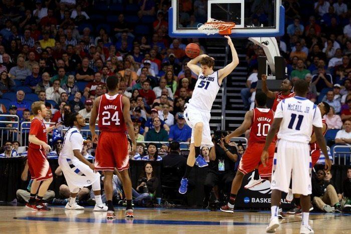 Saint Louis v NC State NCAA Tournament 2014
