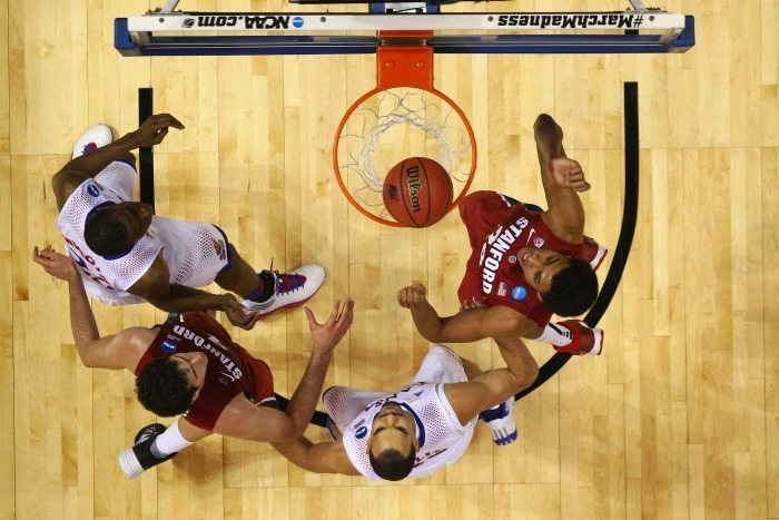 Stanford v Kansas NCAA tournament 2014