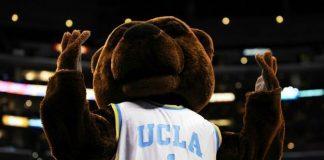 UCLA Bruins Bear Mascot Monday