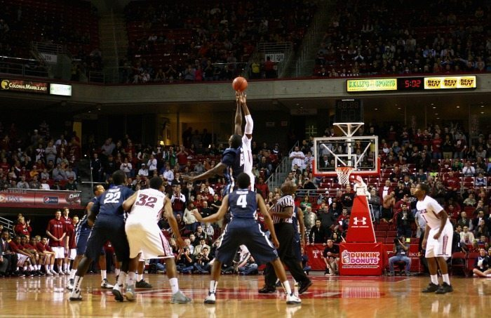 Villanova v Temple Basketball