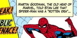 amazing facts about spider-man