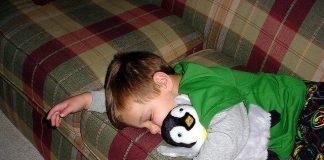Sleepy Toddler