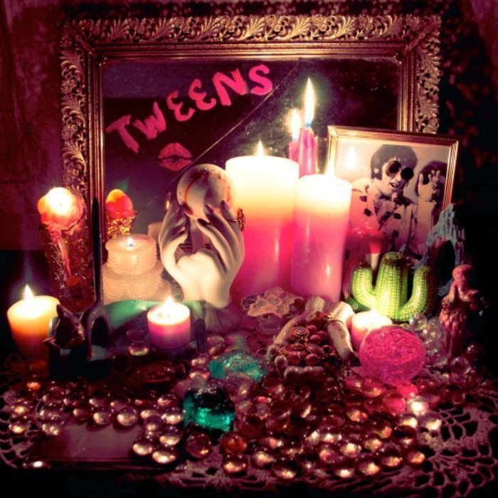 tweens album cover