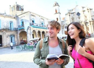 College Students Studying Abroad