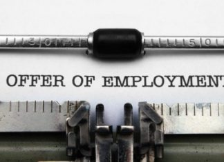 Offer of Employment - Landing Your Dream Job