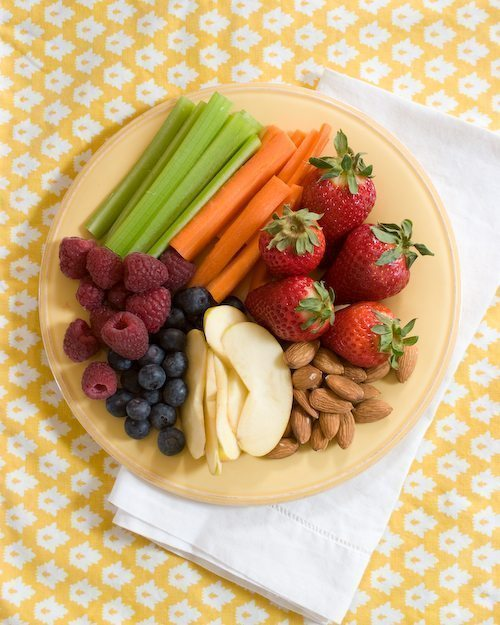 Snack Plate Lunch