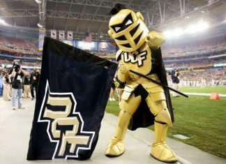 UCF Knights - Central Florida Knights - Knightro - Mascot Monday