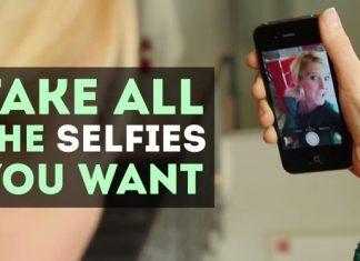 Unwritten Rules of Facebook - Selfies