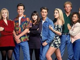 1990s fashion - Beverly Hills 90210