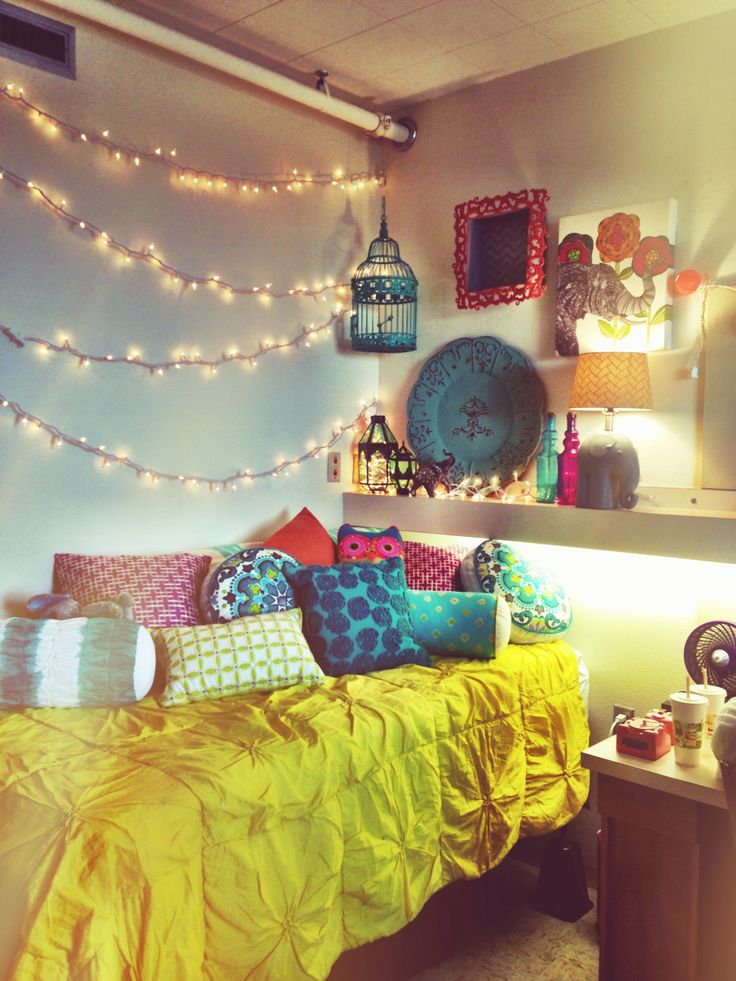 Haley's College Dorm Essentials: The Right Light
