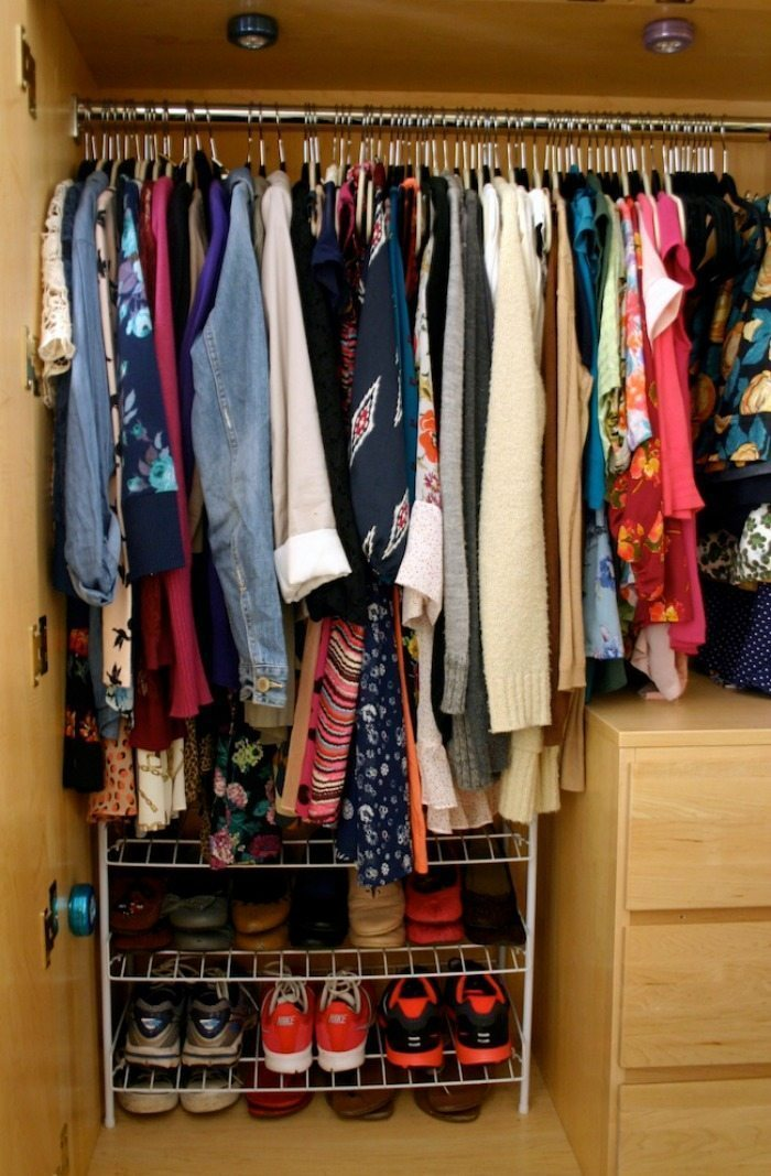 Her closet clothing store