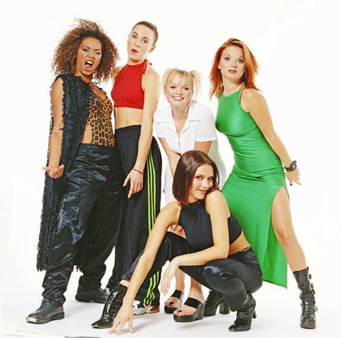 Wannabe SpiceGirls 90s