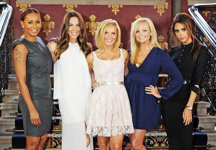 Wannabe SpiceGirls Reunion
