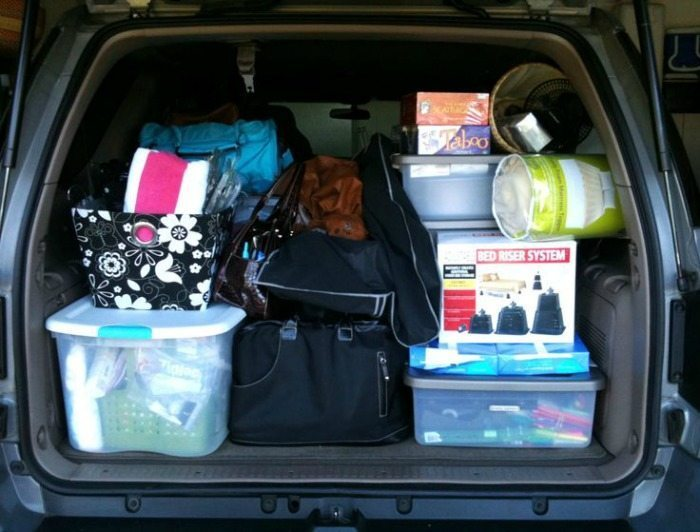 Haley's College Dorm Essentials: Packing Tips