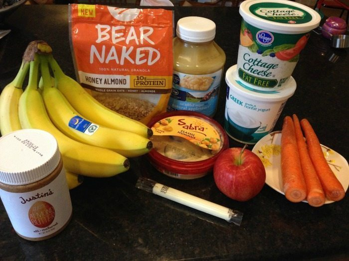 freshman 15 healthy snacks