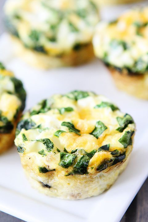 Egg Muffins Breakfast