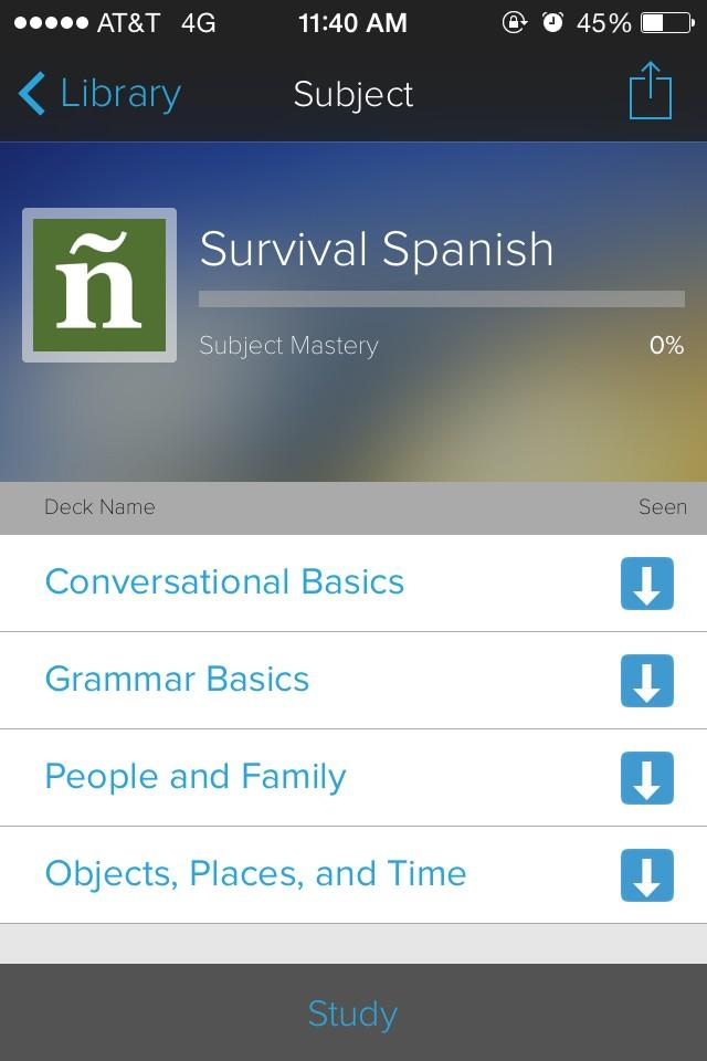 brainscape helpful study app